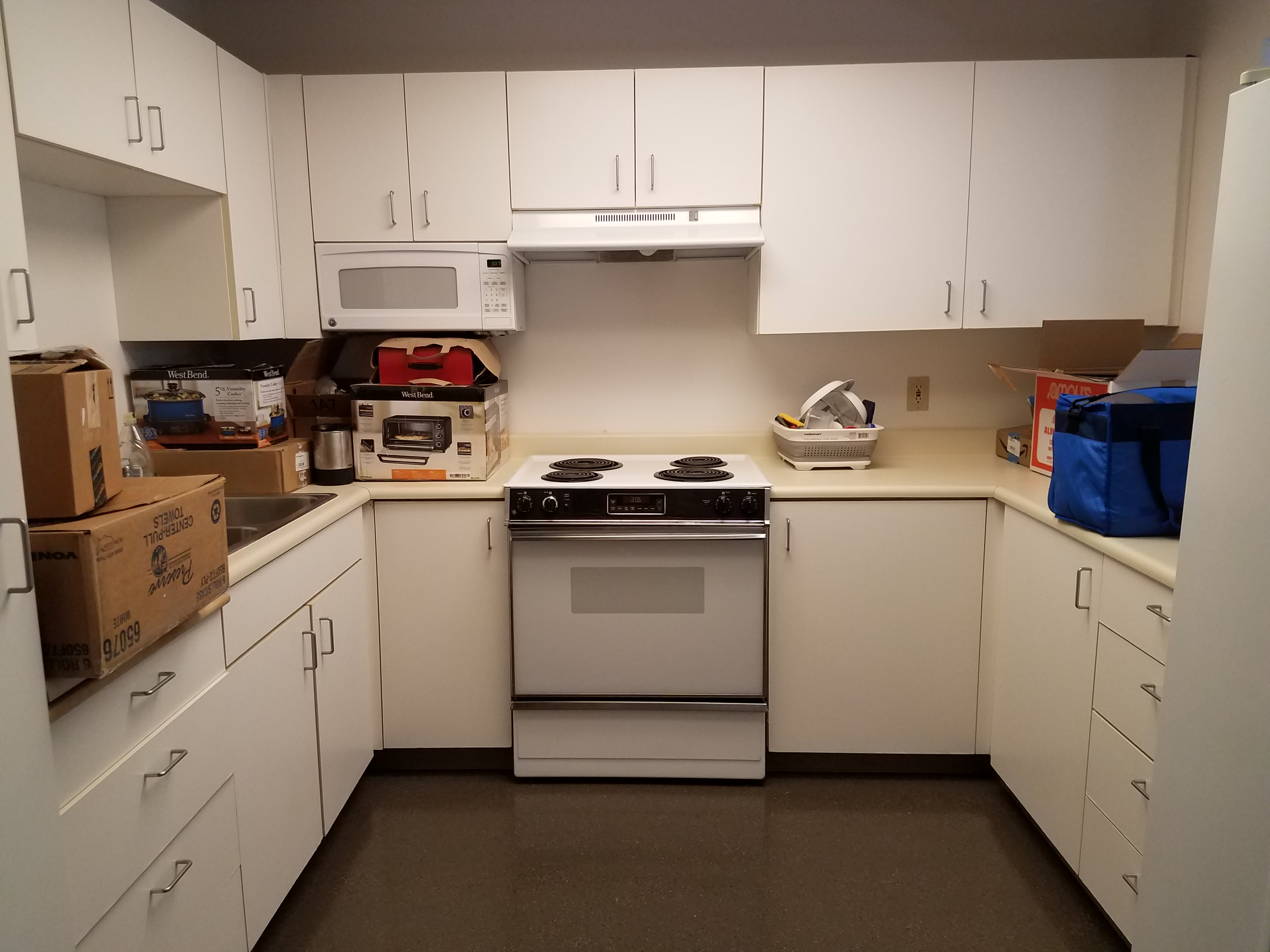cover com a budget makeover diy temporary album kitchen i imgur r counter on comments countertop