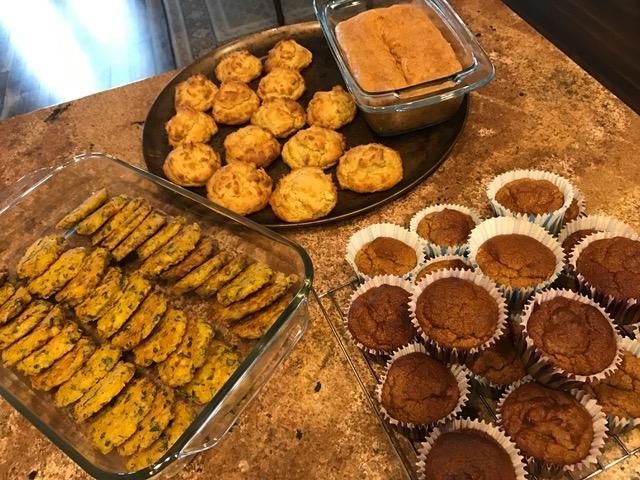 Saghar's baked goods